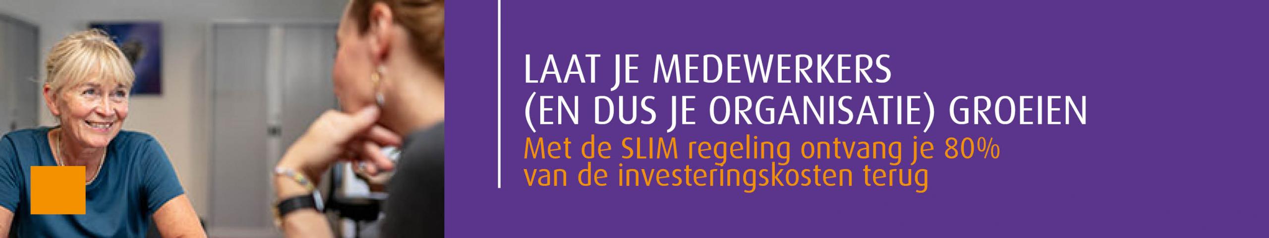 SLIM regeling - subsidie Avantiro